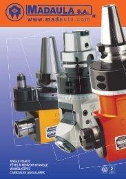 Cabezales angulares - 5S Supply Ltd