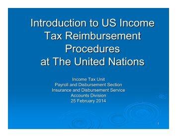us_tax_reimbursement_procedures_at_unhq