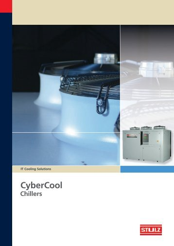 CyberCool Outdoor Brochure (2.91 MB) - Stulz GmbH