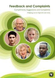 Feedback and Complaints procedure - Buckinghamshire County ...