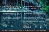 2012 National Energy Assistance Directors' Association