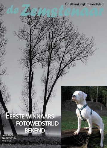 EERSTE WINNAARS FOTOWEDSTRIJD BEKEND - De Zemstenaar