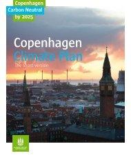 Copenhagen Climate Plan - COMMEND: Community for Energy ...