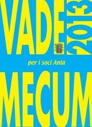Scarica il Vademecum in formato PDF - Anla