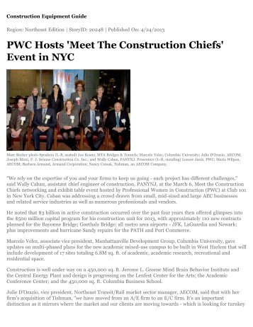 meet pwc webcasts and events