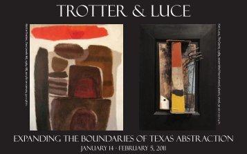Trotter & Luce - William Reaves Fine Art