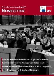 Ausgabe 12 - 2010 - Petra Kammerevert
