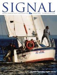 Jujube Tuesday night races - Bronte Harbour Yacht Club