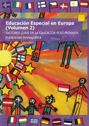 Educación Especial en Europa - European Agency for Development ...