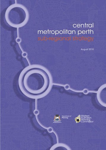 central metropolitan perth - Western Australian Planning Commission