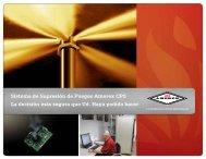 Sistema de Supresión de Fuegos Amerex CPS La decisión más ...