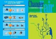 3138-Supplement Changer Air - Aldes