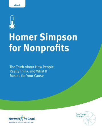 Homer Simpson for Nonprofits (PDF) - CFC