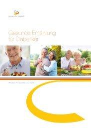 Gesunde Ernährung für Diabetiker - Vinzenz Gruppe