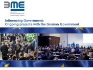 Please click here to see the presentation by BME on ... - IFPSM