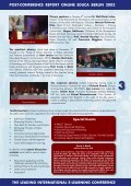 Postreport Online Educa Berlin 2003 - Page 3