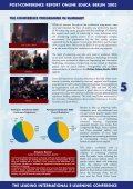 Postreport Online Educa Berlin 2003 - Page 5