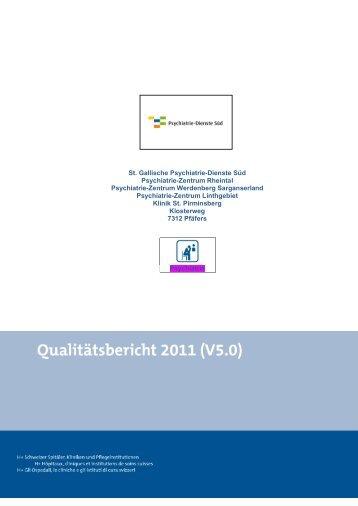 2011 - Psychiatrie-Dienste Süd