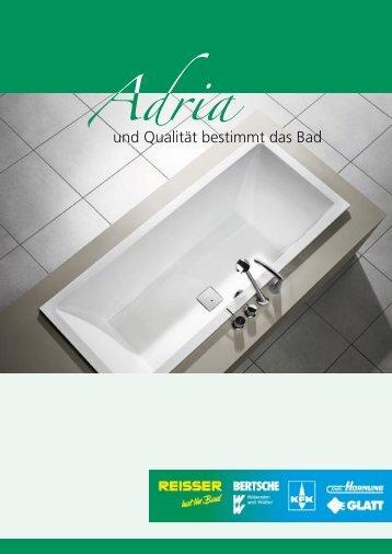 Adria - Reisser