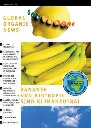 Ausgabe April 2008 - BIO TROPIC GmbH