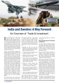 India-Sweden Special Report 2012 - Embassy of India, Sweden and ... - Page 6
