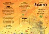 Belengaïa - Bio à la une