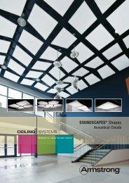 Soundscape Canopies 8pp B+:X - Armstrong-aust.com