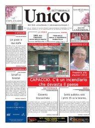 Unico 14 Aprile 2012
