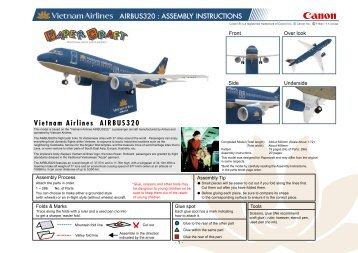 Vietnam Airlines AIRBUS320
