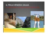 presentazione friuli venezia giulia