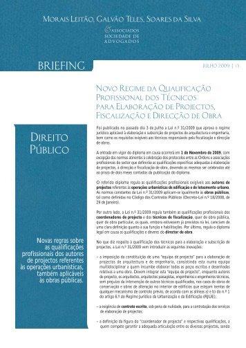 Direito Público - Morais Leitão, Galvão Teles, Soares da Silva ...