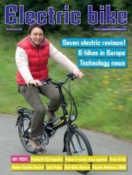 Issue Five - Autumn 2012 - Electric Bike Magazine