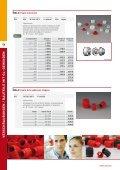 Verschraubungen / Bauteile mit GL-Gewinden - Laboratoriumglas - Seite 6
