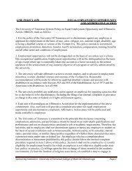 GME POLICY #150 EQUAL EMPLOYMENT OPPORTUNITY AND ...