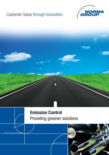 NORMA Group Emission Control Catalogue