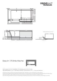 Easy-in 170 LI Nische.eps - Repabad