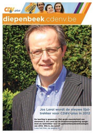 Jos Leroi - Limburg - CD&V