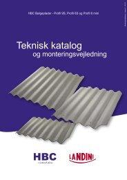 Teknisk katalog - Moland