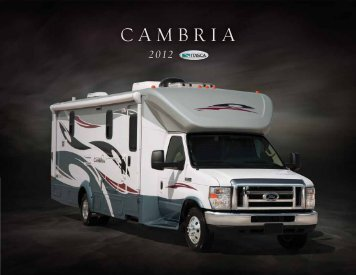 Itasca Cambria - Olathe Ford RV Center