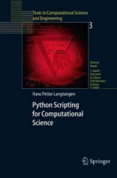Python Scripting for Computational Science.pdf - Baustatik-Info-Server