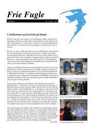 Nyhedsbrev 1marts 2012.pub - Idéværkstedet De Frie Fugle