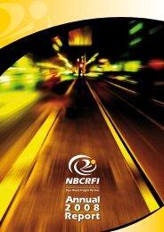Annual Report 2008 - nbcrfli.org.za