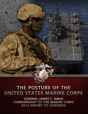 Click here to download a pdf version - Headquarters Marine Corps