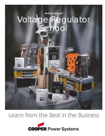 Voltage Regulator School