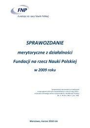 SPRAWOZDANIE - Wyszukiwanie Organizacji Pożytku Publicznego