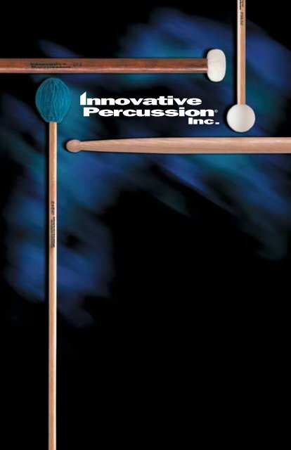 inch IP904 Innovative Percussion Mallets