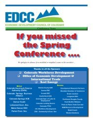 If you missed the Spring Conference ....