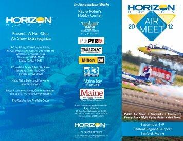20 12 - Maine Jet Rally