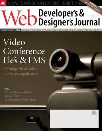 Web Designer'sJournal Developer's - sys-con.com's archive of ...