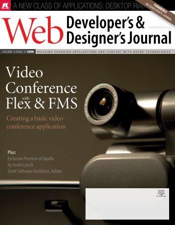 Web Designer'sJournal Developer's - sys-con.com's archive of ...